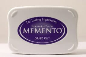 Tsukineko - Grape Jelly Memento Ink Pad