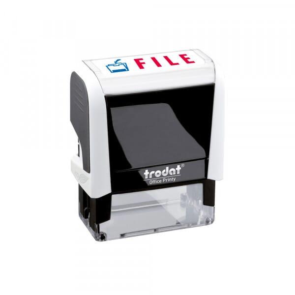 Trodat Office Printy - File