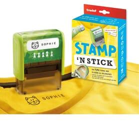 Trodat's Stamp 'N Stick Textile Marker