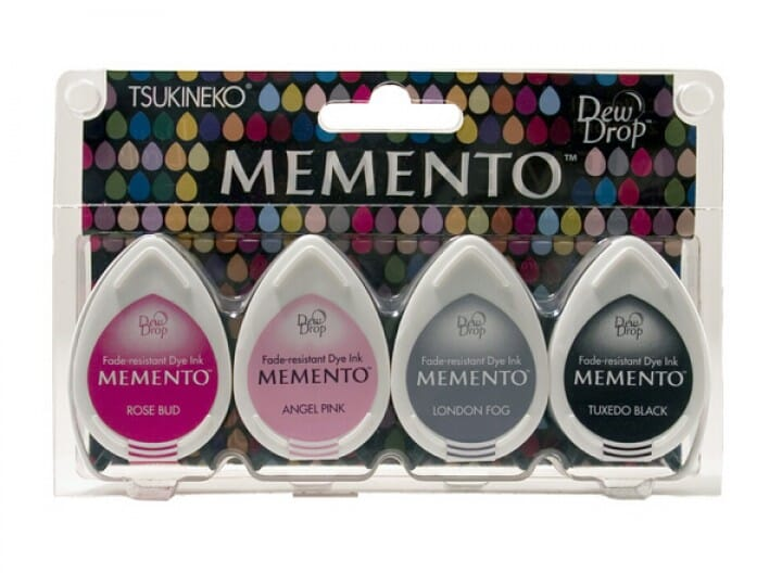 Tsukineko - Memento 4 Piece Set Girls Nght Out