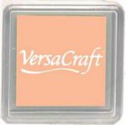 Tsukineko - Apricot Versacraft Small Pad