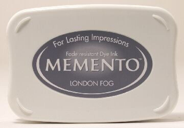 Tsukineko - BS London Fog Memento dye Ink Pad