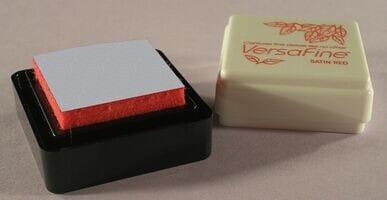Tsukineko - Smoky Grey Versafine Small Pad
