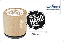 Woodies Handmade Stamps