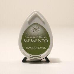 Tsukineko - BS Bamboo Leaves Memento Dew Drop dye Ink Pad