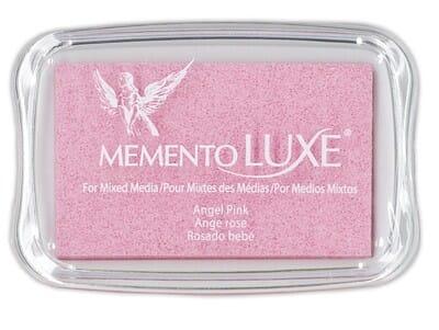 Tsukineko - Memento Luxe Angel Pink