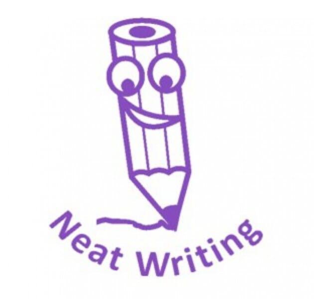 Teachers' Motivation Stamp - NEAT WRITING