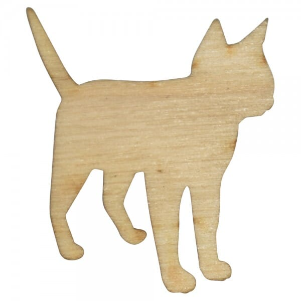 Craft Shapes - Cat