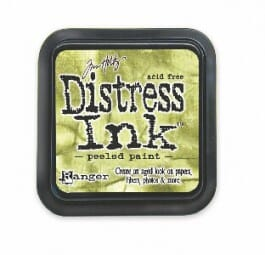 Ranger Ink - Peeled Paint Distress Pad
