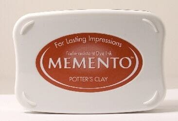 Tsukineko - Potters Clay Memento Ink Pad