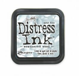 Ranger Ink - Weathered Wood Distress Pad