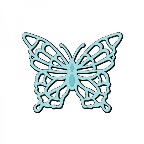 Sue Dix Designs - Delicate Butterfly Mini Dies