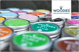 Woodies Stamp Pads