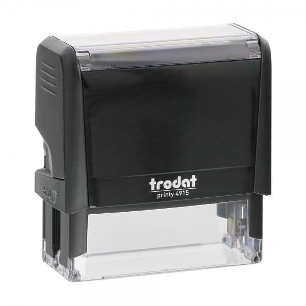 Trodat Printy 4915 70 x 25 mm - 6 lines