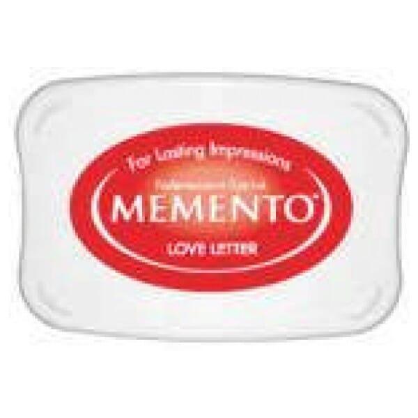 Tsukineko - Love Letter Memento Ink Pad