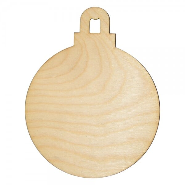 Craft Shapes - Christmas Bauble