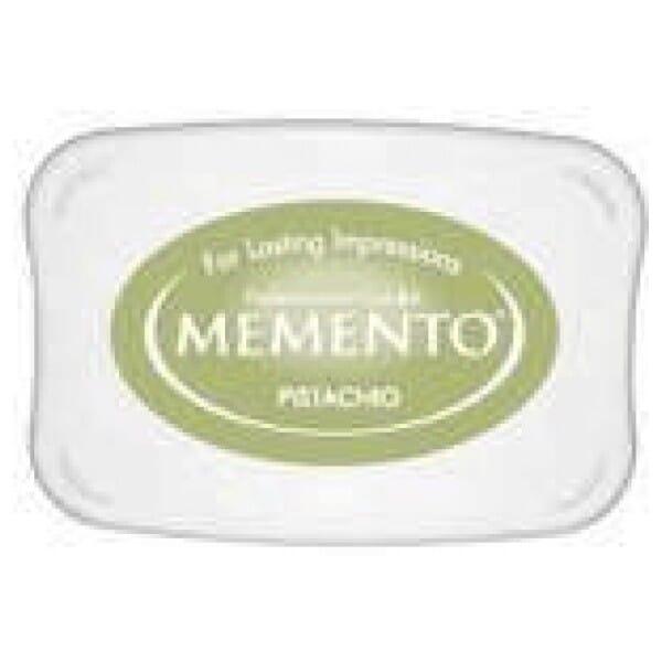 Tsukineko - Pistachio Memento Ink Pad