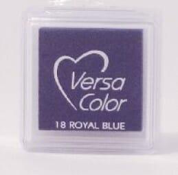 Tsukineko - Royal Blue Versasmall Pad