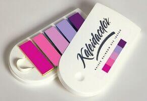 Tsukineko - Berry Blaze Kaleidacolor Ink Pad