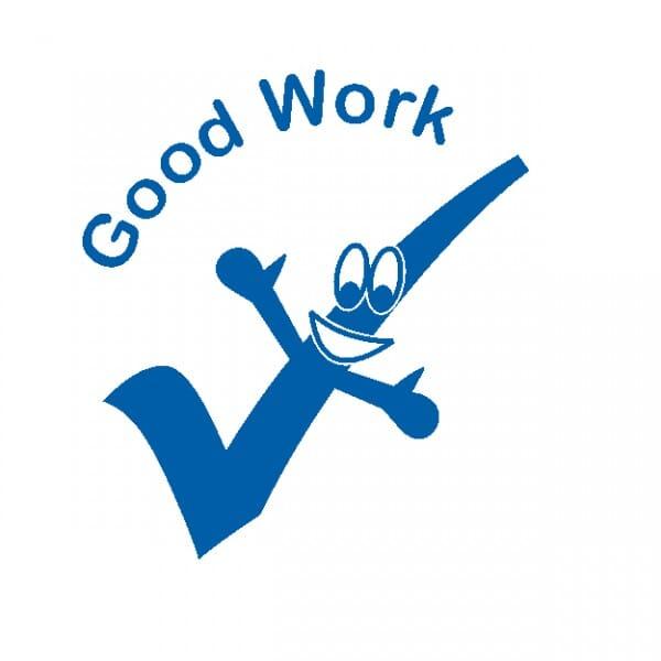 Teachers' Motivation Stamp - GOOD WORK