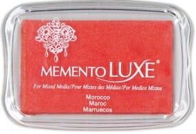 Tsukineko - Memento Luxe Morocco