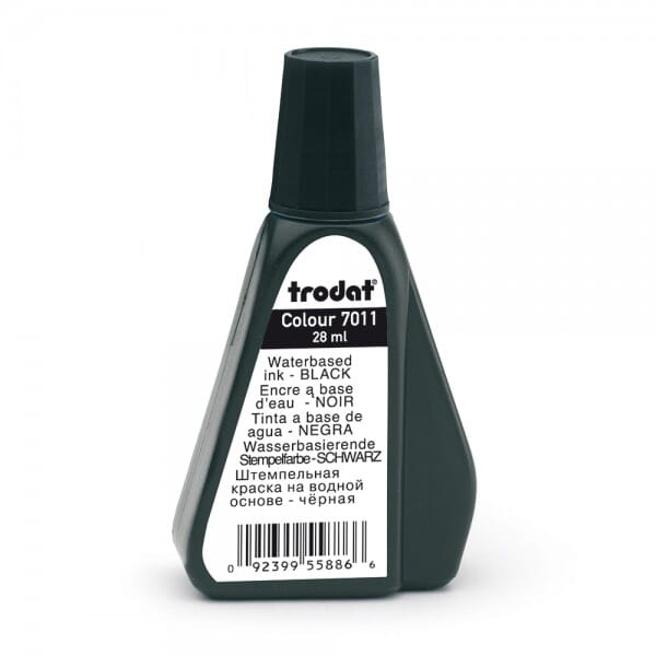 Trodat 7011 Stamp pad ink, 28ml