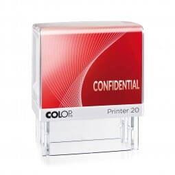 Microban Colop Printer 20/L - Confidential