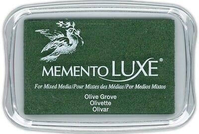 Tsukineko - Memento Luxe Olive Grove