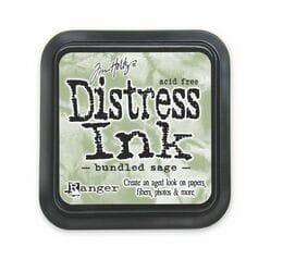 Ranger Ink - Bundled Sage Distress Pad