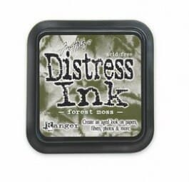Ranger Ink - Forest Moss Distress Pad