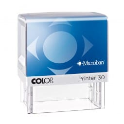 Colop Printer 30 Microban 47 x 18 mm - 4 lines