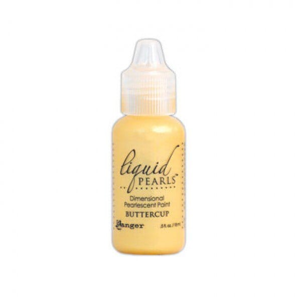 Ranger Ink - Liquid Pearls - Buttercup