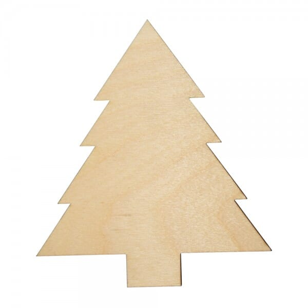 Craft Shapes - Christmas Tree