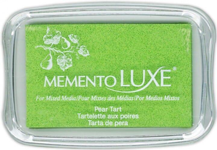 Tsukineko - Memento Luxe Pear Tart