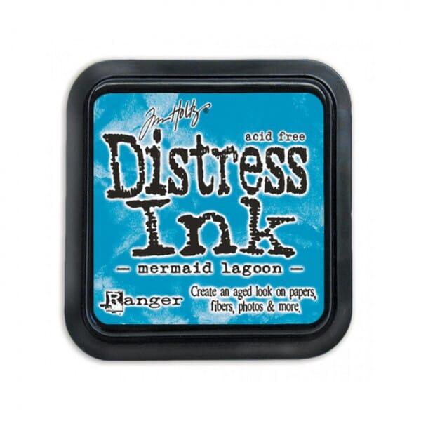 Ranger Ink - March Distress Ink Pad Mermaid Lagoon