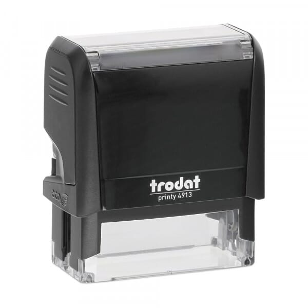 Customised Self-inking Certified Stamp