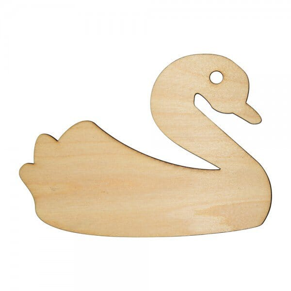 Craft Shapes - Swan