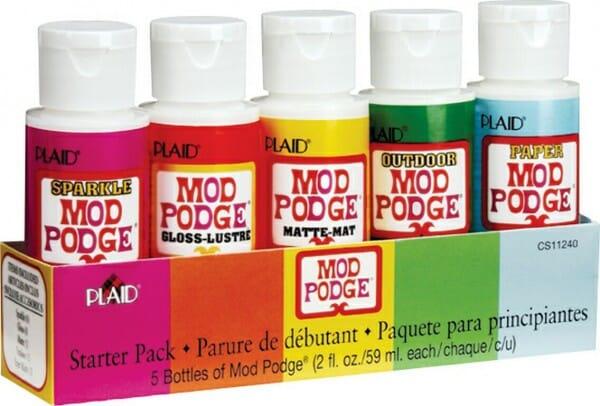 Mod Podge - Mod Podge Starter Set