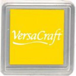 Tsukineko - Lemon Yellow Versacraft Small Pad