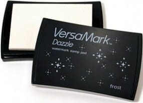 Tsukineko - Frost - Versamark Dazzle Ink Pad
