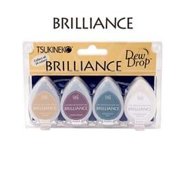 Brilliance 4 Colour Dew Drop