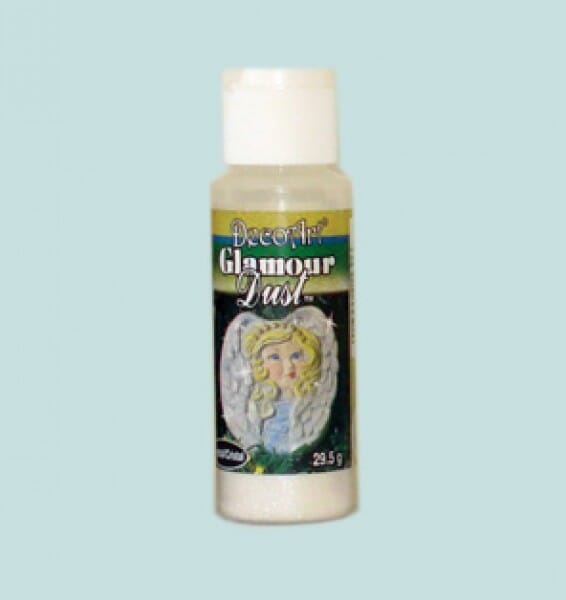 Country Love Crafts - Glamour Dust - DecoArt Meds - 2oz
