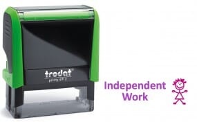 Trodat Classmate Self-Inking - Work Assess 1A 4912