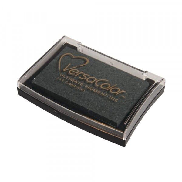 Tsukineko - Charcoal Versacolor Pad