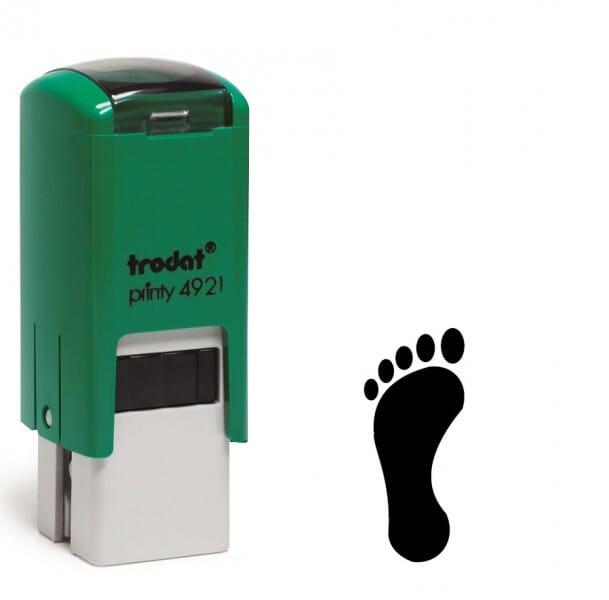 Trodat Printy 4921 - Footprint - black