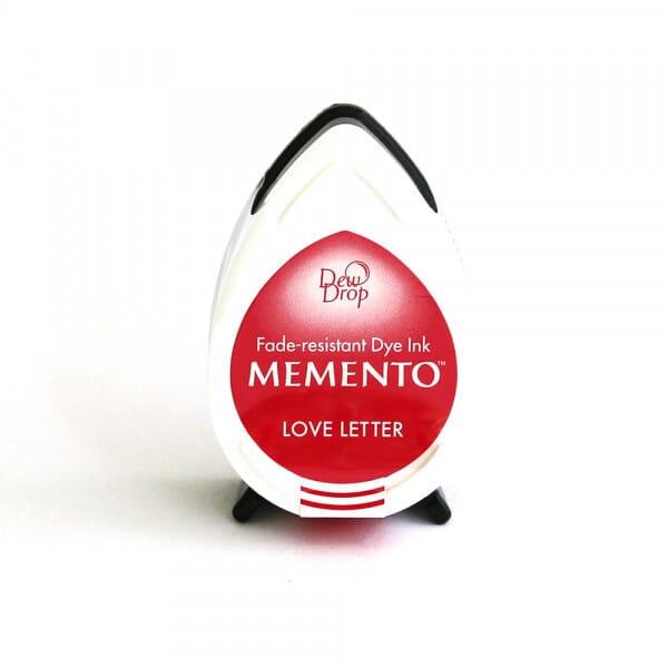 Tsukineko - Love Letter Memento Dew Drop Pad