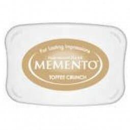 Tsukineko - Toffee Crunch Memento Ink Pad