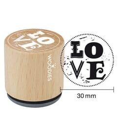 Woodies Love Stamps