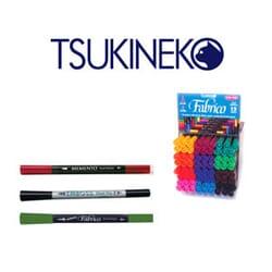Tsukineko Pens and Markers
