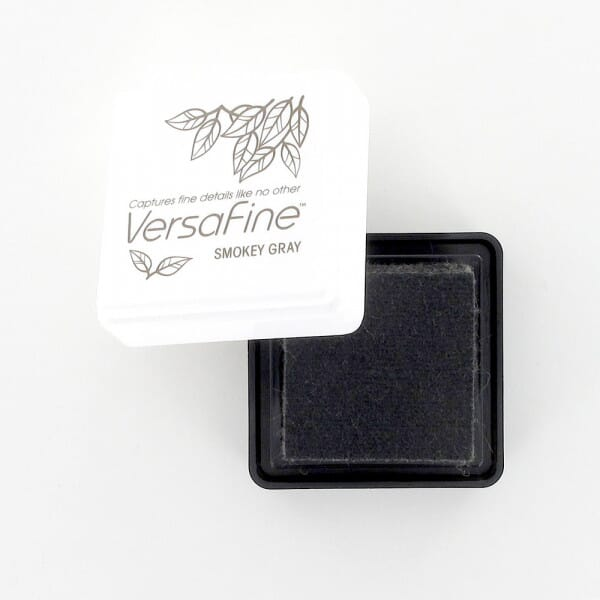 Tsukineko - Smokey Grey Versafine Small Pad